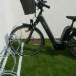 Porte-vélos électriques