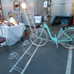 Porte-vélos Expo Créateurs Ile de Ré