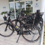 Porte-vélos électriques ile de ré