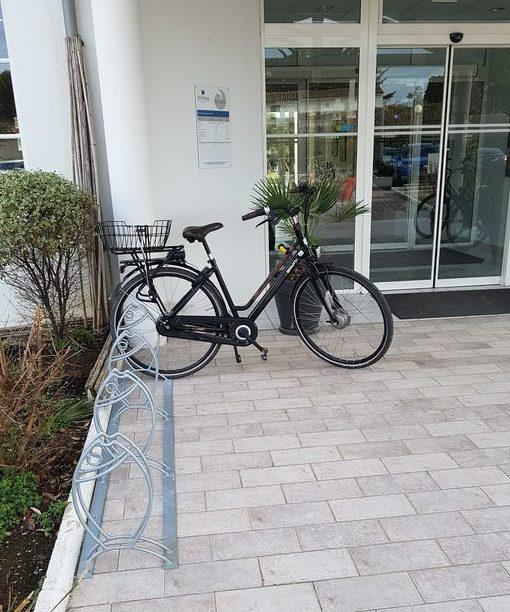 port-vélo coté Thalasso